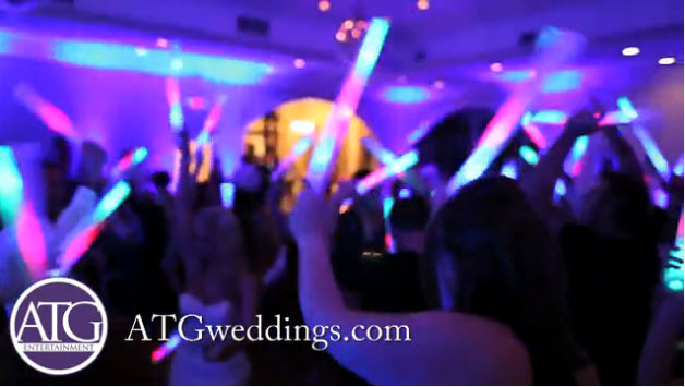 Club Style Wedding in Charlotte NC