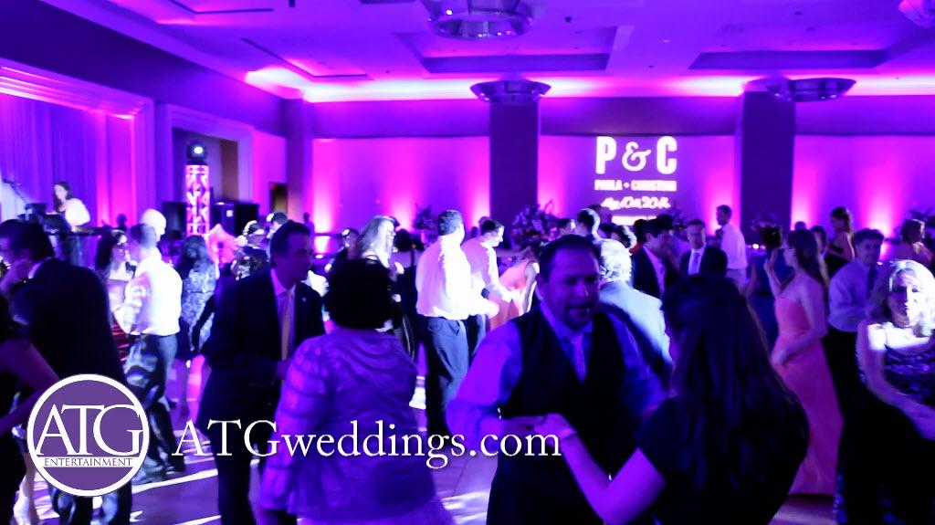 Westin Charlotte Wedding