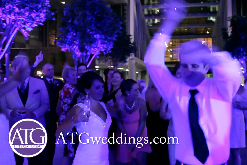 Ritz Carlton Wedding - Uptown Charlotte NC