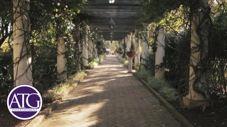 Daniel Stowe Botanical Garden Wedding DJ