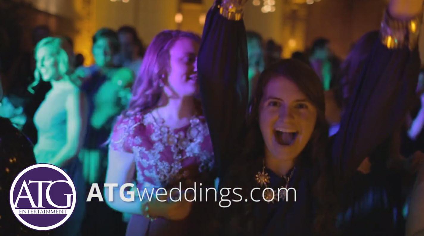 Charlotte DJ Jim Mills, Wedding