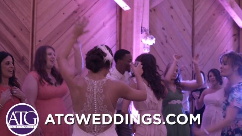 ATG Entertainment Alexander Homestead Wedding