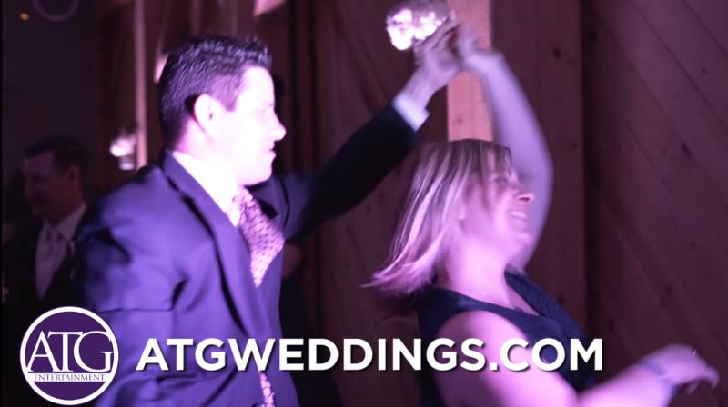 ATG Wedding lighting, Alexander Homestead